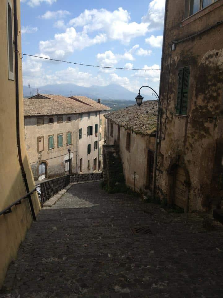 Pofi Italy. Tracking down Ancestors in Italy