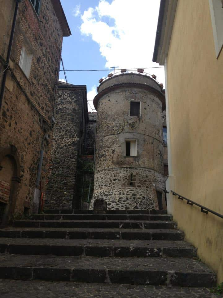 Looking up ancestors in Pofi, Italy
