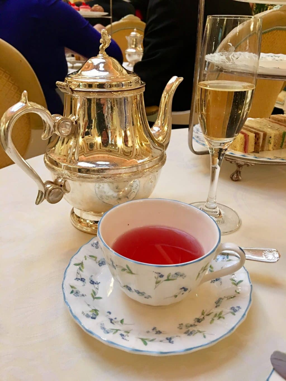 Ritz Berry flavored tea