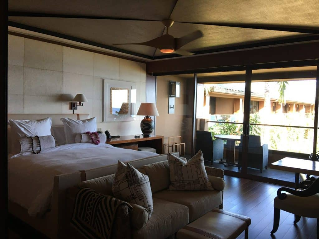 Four Seasons Suite on Lanai Hawaii