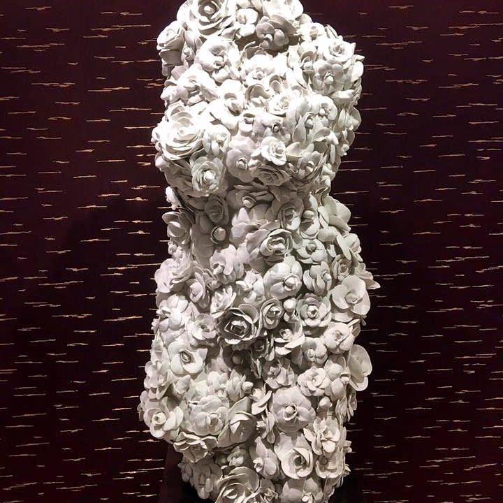 Bust in Chanel Paris