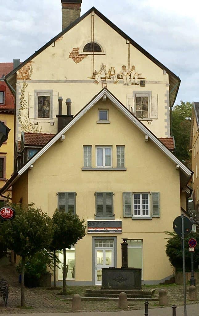Baden baden city building
