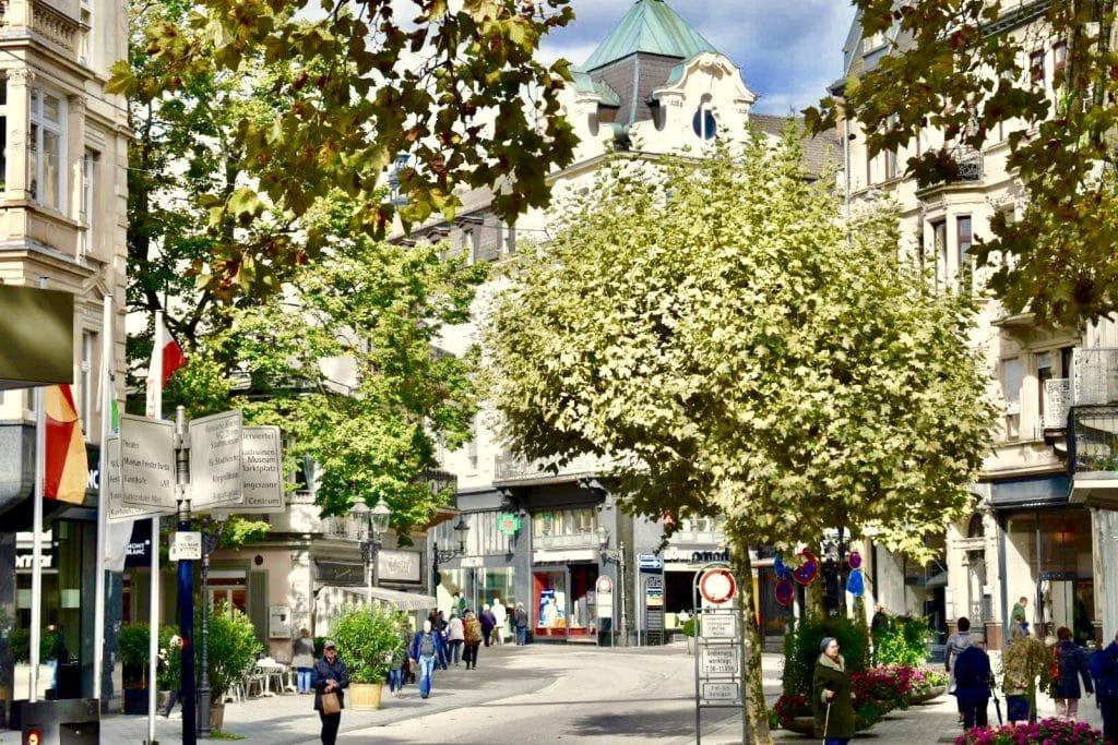 city photo of Baden Baden Germany