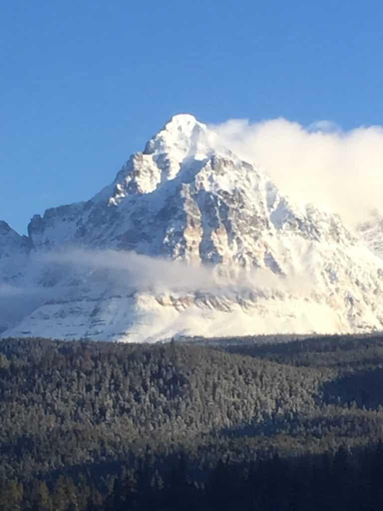 mountain Canadian Rockies