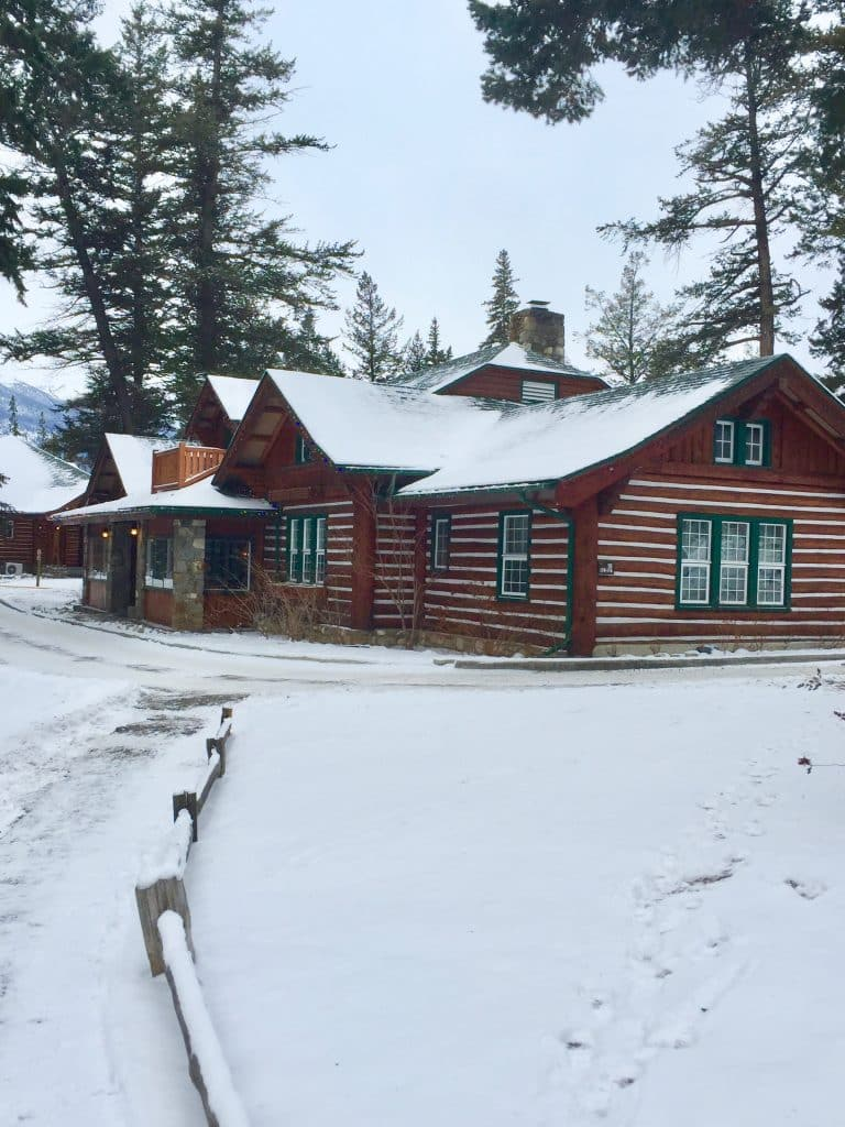 Cabins at Jasper Fairmont