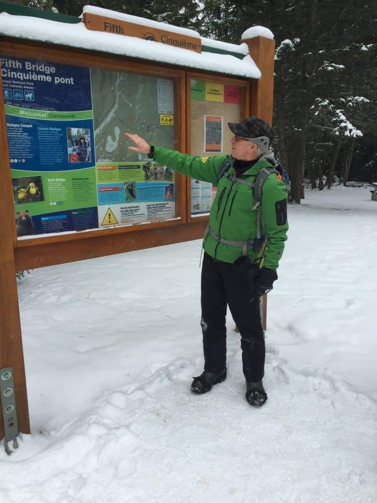 Guide to Glacier walk in Jasper