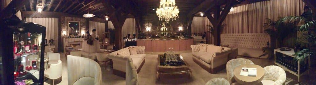 Buena Vista Winery Bubble Room