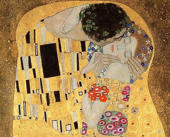 Museums Around the World: Gustav Klimt artwork at the Belvedere in Vienna Austria