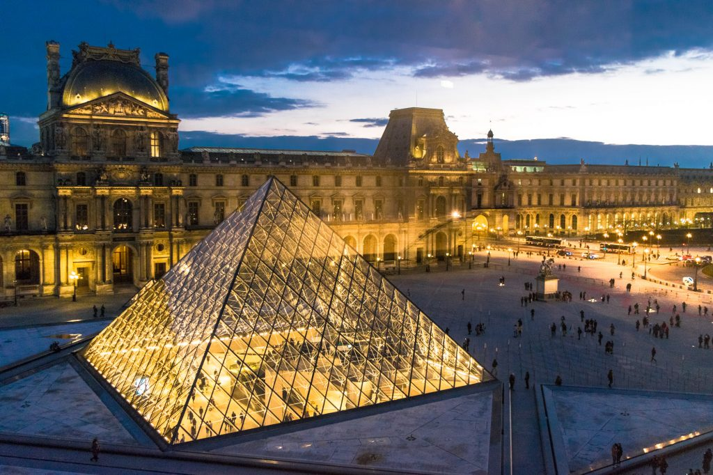 Museums Around The World: Louvre Paris France