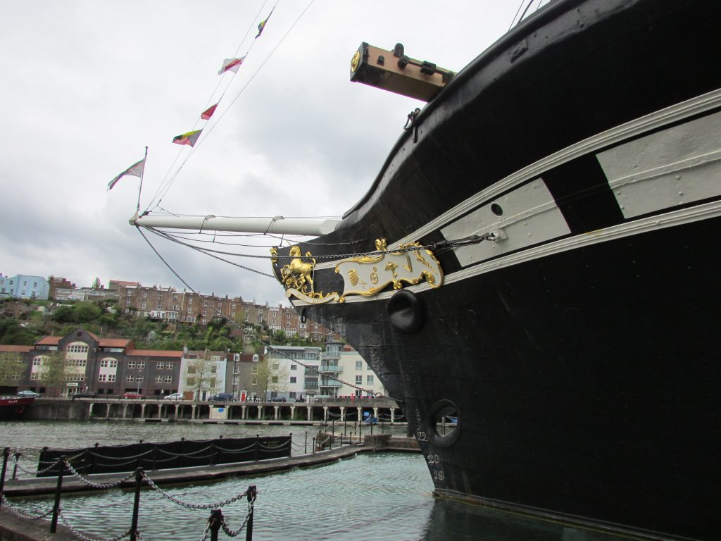 Museums Around The World: SS Great Britain in Bristol, United Kingdom