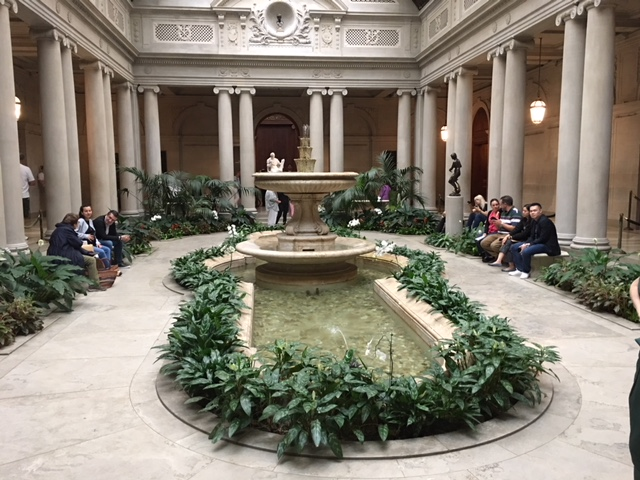 Museums Around The World: The Frick Museum New York City, New York United States
