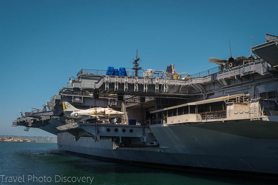 Museums Around The World: USS Midway in San Diego California United States