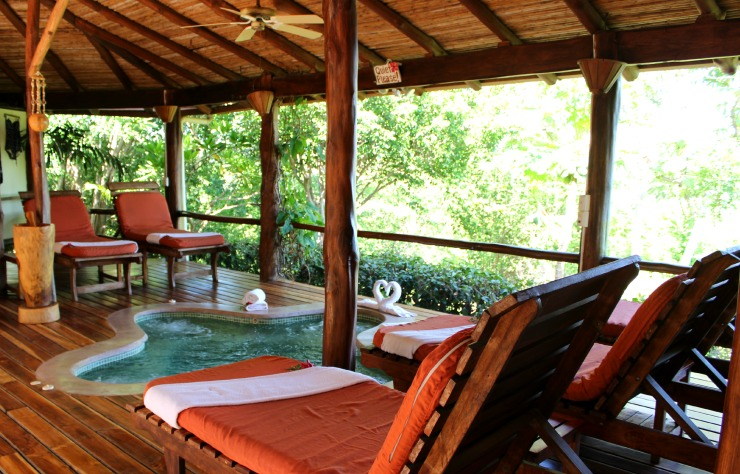 Spas around the world: Los Altos De Eros Spa: Tamarindo, Costa Rica