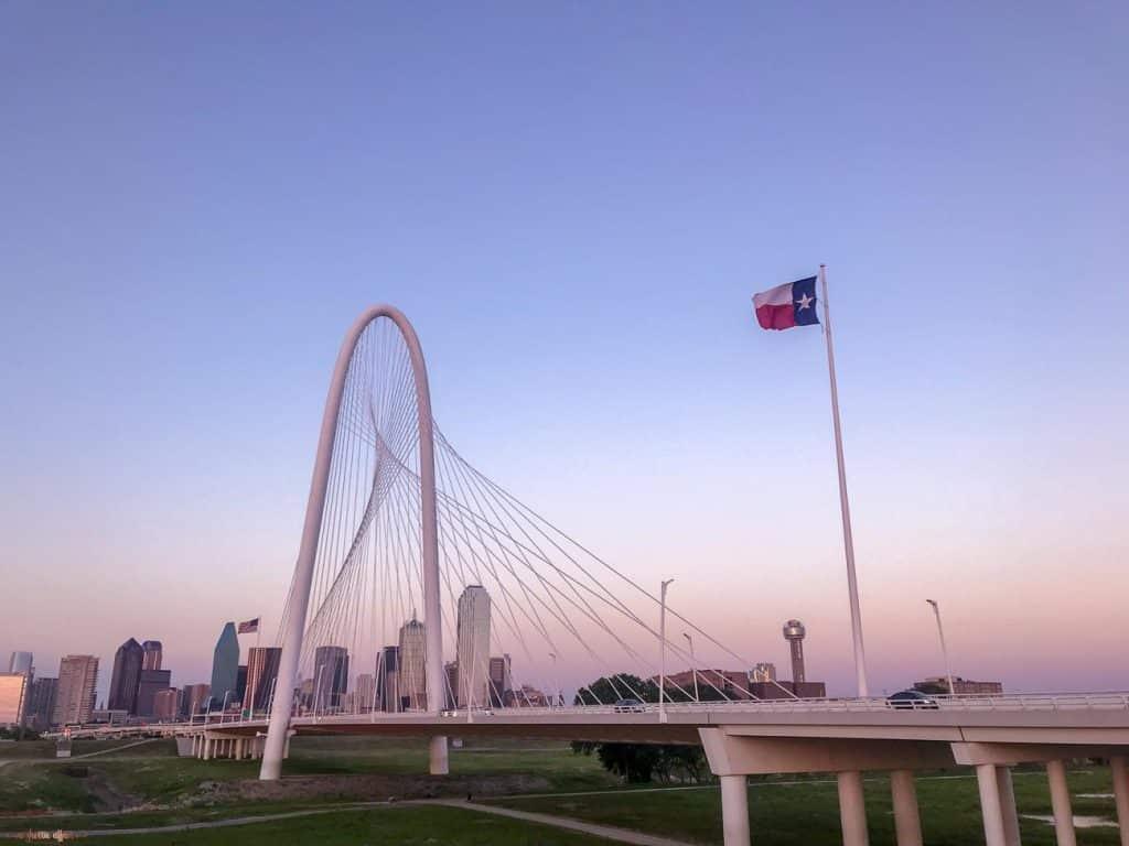 View of Dallas, Texas