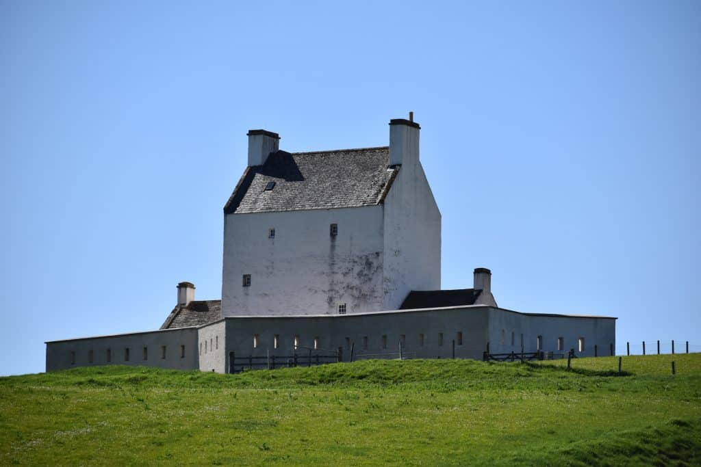 Corgarff Castle- Travel By A Sherrie Affair