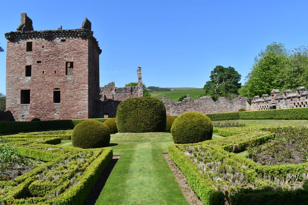 Edzell Castle and Gardens- Travel By A Sherrie Affair
