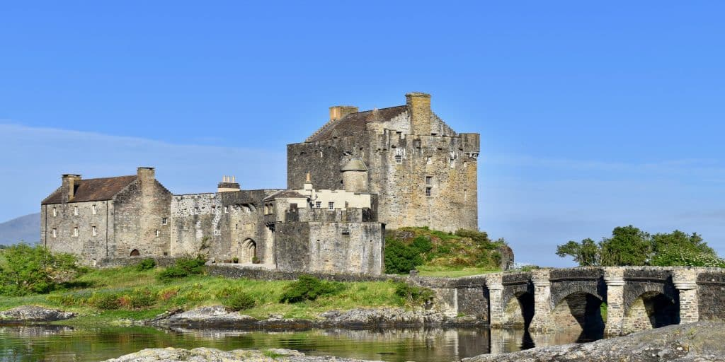 Eilean Donan Castle- Travel By A Sherrie Affair