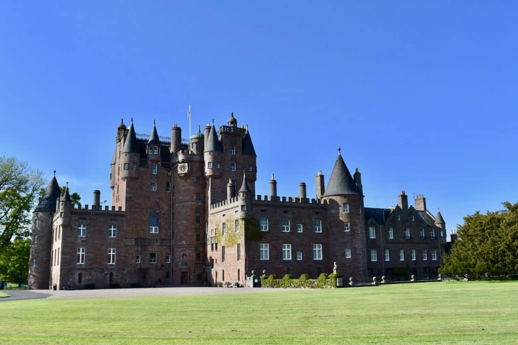 Glamis Castle Scotland- Travel By A Sherrie Affair