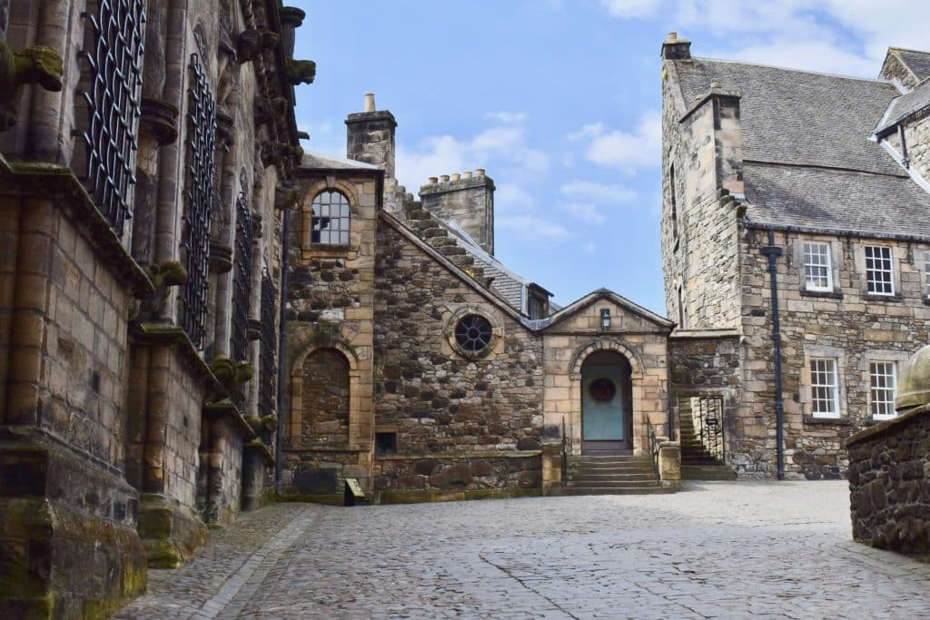 Inside the walls of Stirling Castle- Travel By A Sherrie Affair