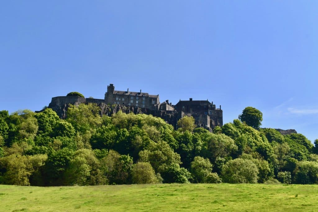 Stirling Castle- Travel By A Sherrie Affair